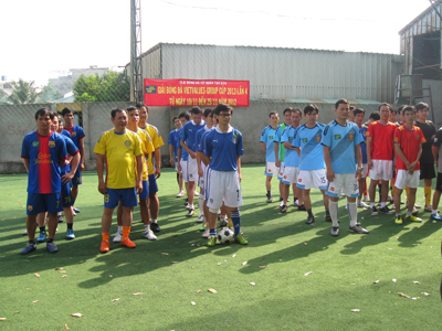 Vietvalues Cup 2012 01